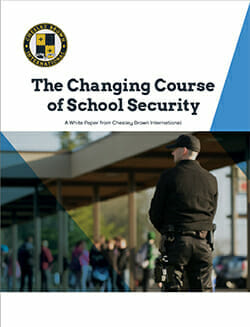 Changing-course-of-school-security-cover