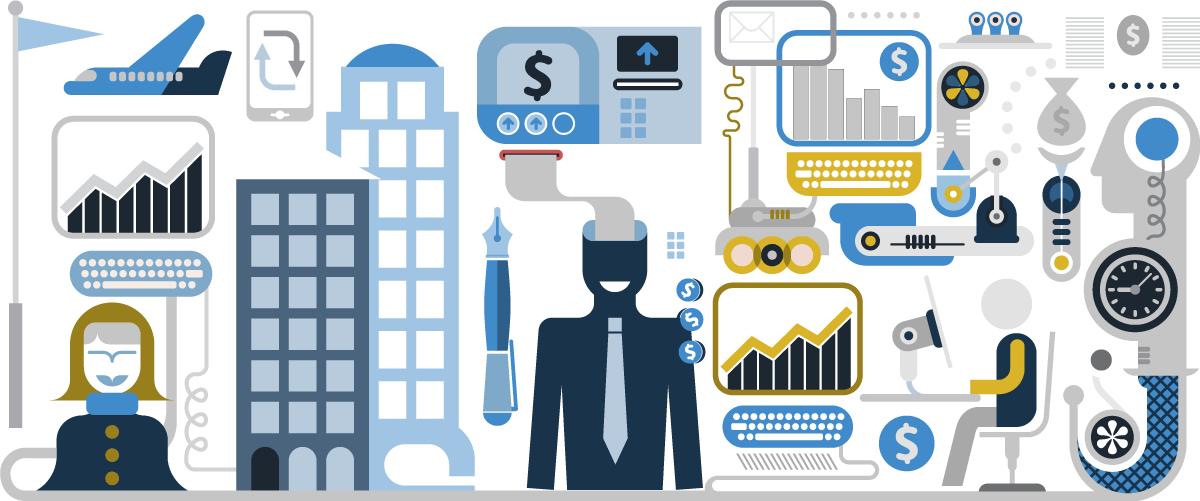Business COntinuity Plan Illustration